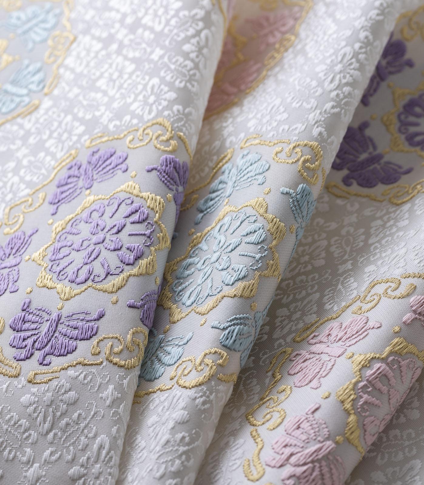 西陣の絹糸