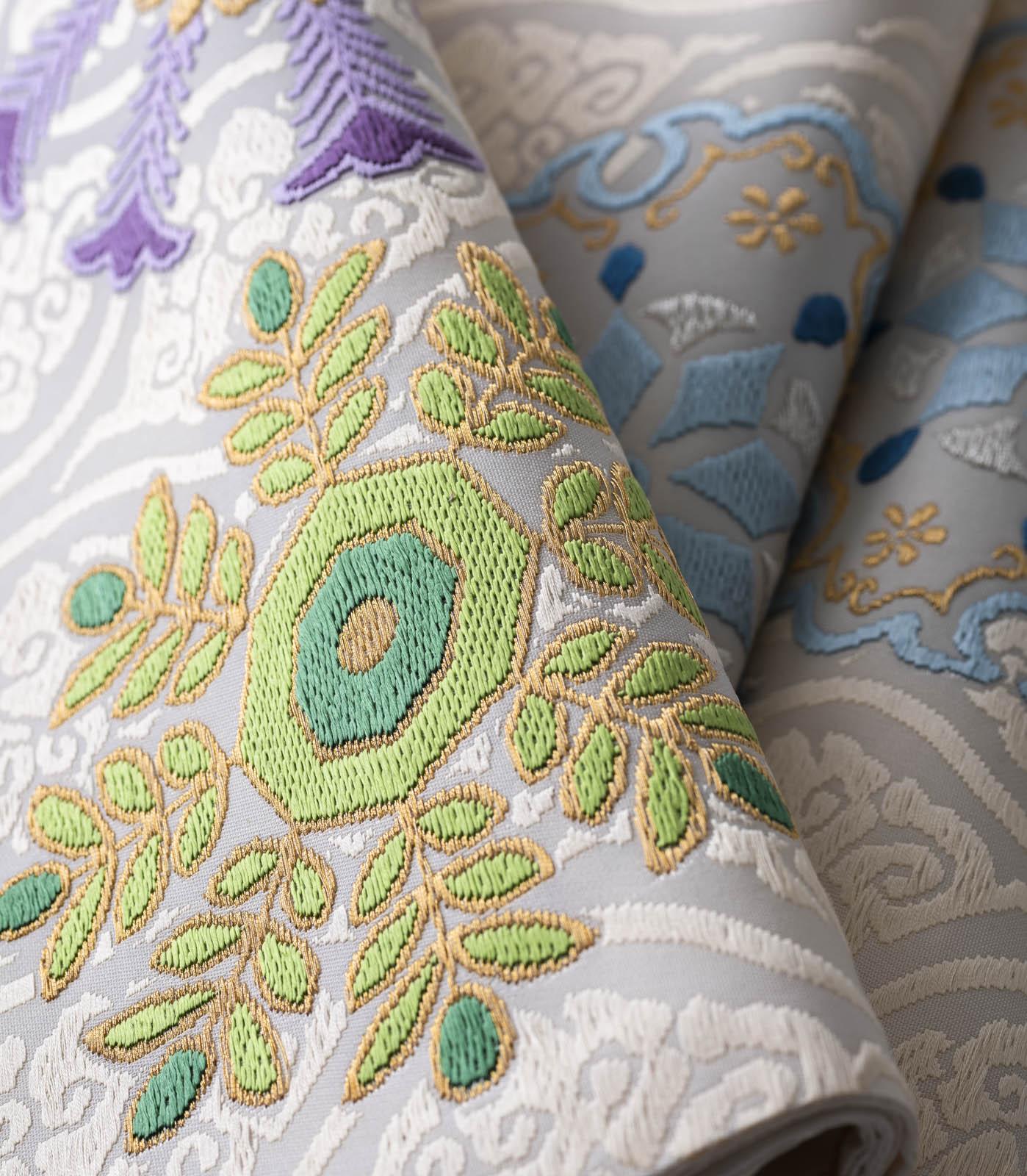西陣織|伝統絵柄